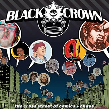 Black Crown: Details On Shelly Bonds New IDW Imprint