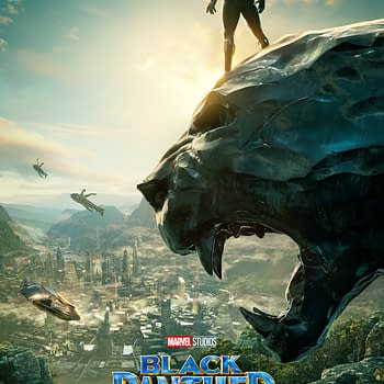 Black Panther Footage Stuns The Crowd At San Diego Comic-Con