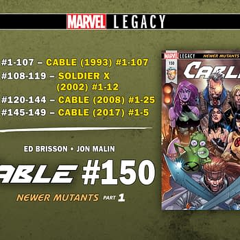 Deadpool Gets Cable &#038 Deadpool Cable Gets Squat For Marvel Legacy Numbering