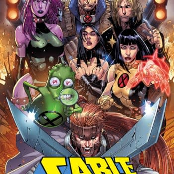 Cable Gathers Newer New Mutants For Marvel Legacy With Ed Brisson And Jon Malin