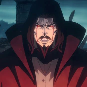 Castlevania Season 3: Warren Ellis &#8211 Were Just Finishing Something Up Over Here [VIDEO]
