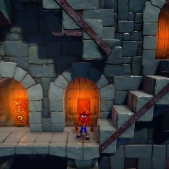 Vicarious Visions Shows Off Stormy Ascent Level For 'Crash Bandicoot'