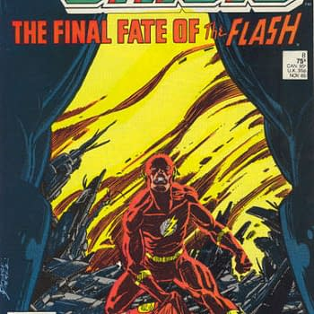 The Flash Is Still Building Towards Crisis On Infinite Earths