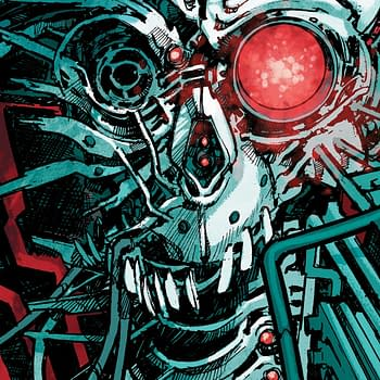 Cyborg #14 Review: A Fun Comic With Stunning Art And A Lovable Guest Star