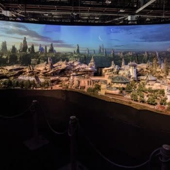 Here Is A Video Of Star Wars: Galaxy's Edge, A Park I Will Never Leave