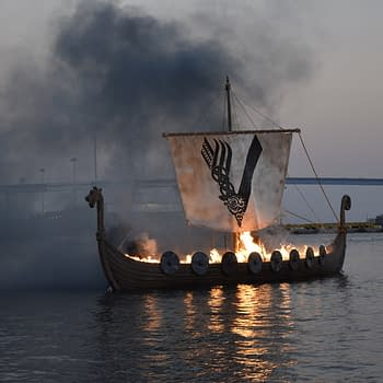 A Vikings Funeral At San Diego Comic-Con