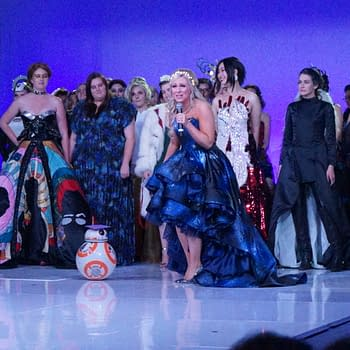 If You Can Dream It You Can Do It &#8211 The Her Universe San Diego Comic-Con Fashion Show