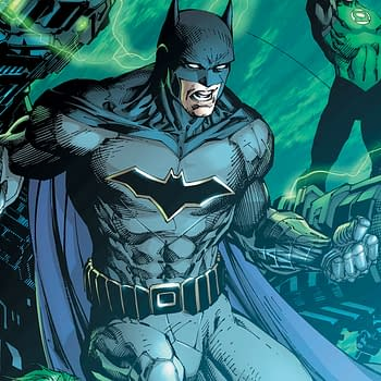 The Batman Hater Rises – Dark Days: The Casting #1 Review