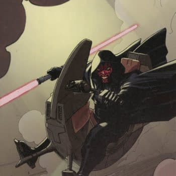 The David Lopez Darth Maul Variant Cover So Nice, Marvel Used It Twice [UPDATED]