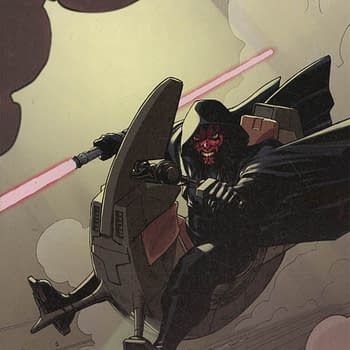 The David Lopez Darth Maul Variant Cover So Nice Marvel Used It Twice [UPDATED]