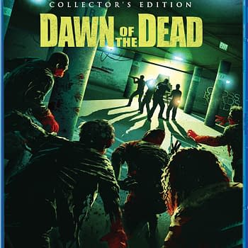 Dawn Of The Dead The Zack Snyder One Getting Collectors Blu Ray From Scream Factory
