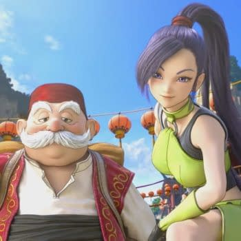 'Dragon Quest XI' Coming To North America Sometime In The Future