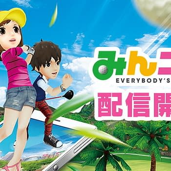 PlayStations First Mobile Game Everybodys Golf Has Gone Live In Japan