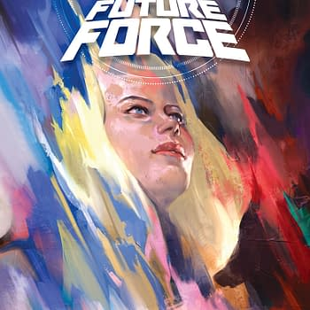 The Quite Definite Death Of [SPOILERS] In Faith And The Future Force #1