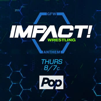 Impact Wrestling Unveils New GFW-Branded Logo