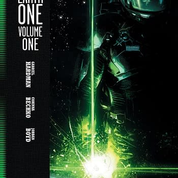 Corinna Bechko And Gabriel Hardman Bring Green Lantern To DCs Earth One Line In 2018