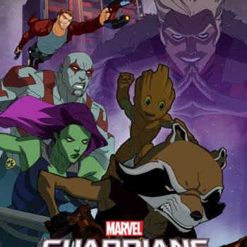 New Details For The Third Season Of The Animated Guardians Of The Galaxy Series