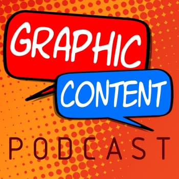 Grant Morrison No Longer A Vegetarian And More From The Graphic Content Podcast