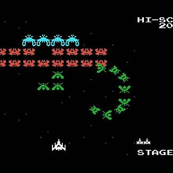 Galaga Chronicles Animated Series Lands Writer and Animation Studio