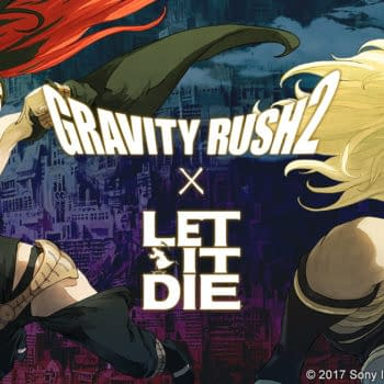 Gravity Rush Is Getting A Let It Die Crossover Event