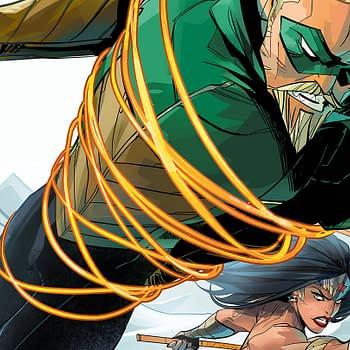 Green Arrow #27 Review: Green Arrow Gives A Speech On Capitol Hill