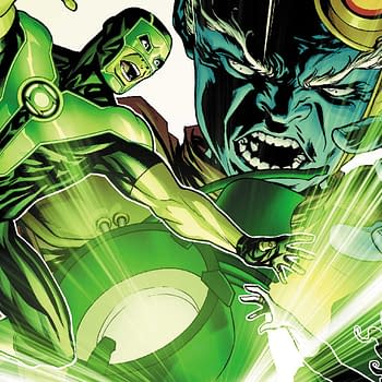 Green Lanterns #26 Review: More History Of Rami And Volthoom