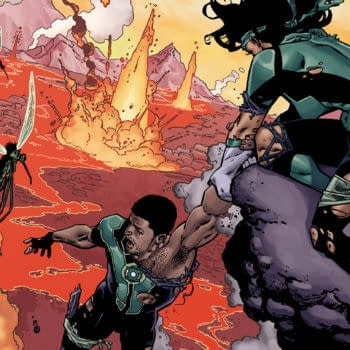 Green Lanterns #27 Review: So What Happened To Simon And Jessica?