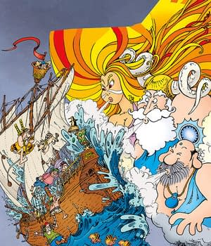 Groo: Play of the Gods #2 Review: Converting The Masses