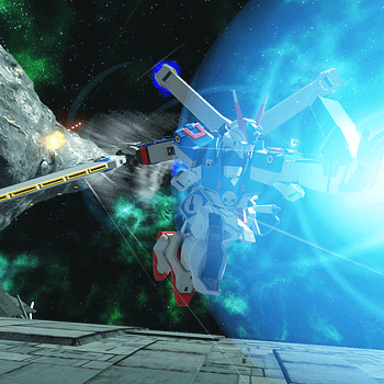 Gundam Versus Will Be Getting An Open Beta For The PlayStation 4