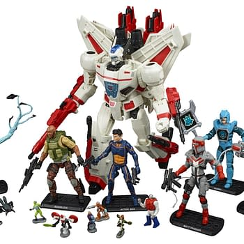Revolution From IDW And Hasbro Gets An Awesome SDCC Figure Mega-Set