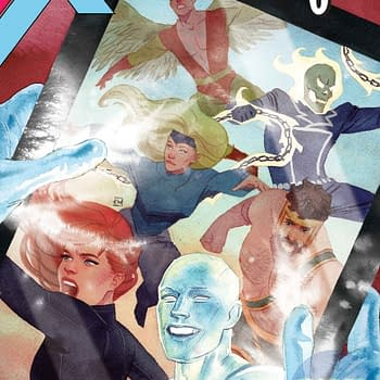 Iceman To Reuinite With 1970s Champions Team In First Marvel Legacy Issue By Sina Grace And Robert Gill