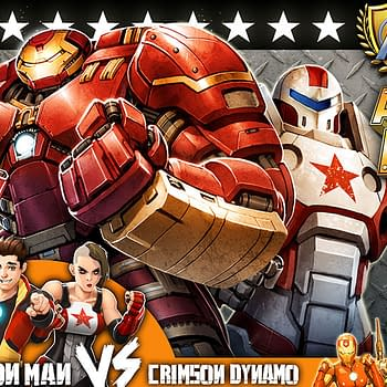 Avengers Academy Brings Armor Wars To iOS And Android