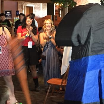 How To Gatecrash VIP Parties At San Diego Comic-Con (With Apologies To Robert Kirkman)
