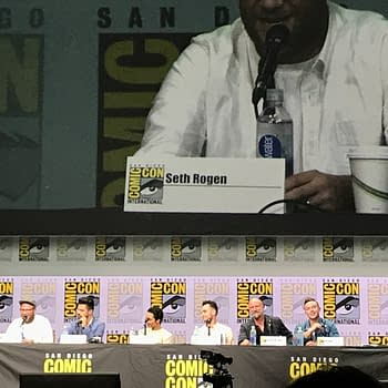 The Incredibly Insane And Bombastic Preacher Panel At SDCC