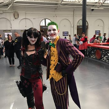 UK Cosplay From The London Film And Comic Con