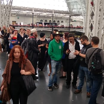 London Film and Comic Con: A Step In The Right Direction