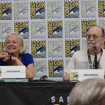Spotlight On Walt Simonson At San Diego Comic-Con — With Plenty Of Louise Too