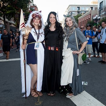 The Cosplay, Stars And Parties Of San Diego Comic-Con 2017 On A Thursday In 125 Pictures