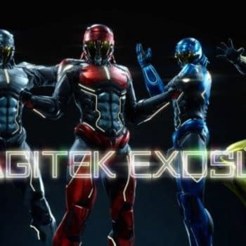 The Boys Are Becoming Power Rangers At Last With FFXV's July Update