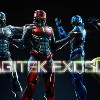 The Boys Are Becoming Power Rangers At Last With FFXVs July Update