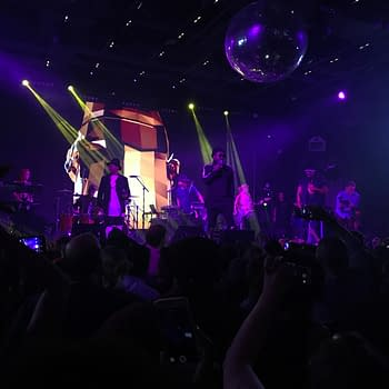 Black Eyed Peas Played The Marvel Party In San Diego Last Night – Video And Photos
