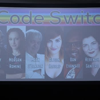 CGI Star Trek And Gaming Groups For Women At The Code Switch Diversity Panel