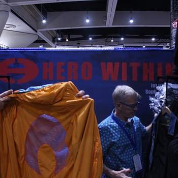Comic-Con Veteran Tony B. Kim Launches Hero Within Clothing Line to Transform How Nerds Dress