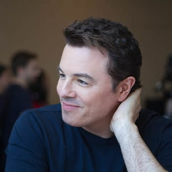 Seth MacFarlane and Raising 'The Orville' Bar for Season 2