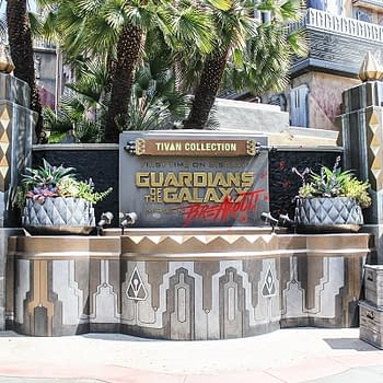 Lauren Loves Disney: I Rode Guardians Of The Galaxy: Mission Breakout At Disneyland