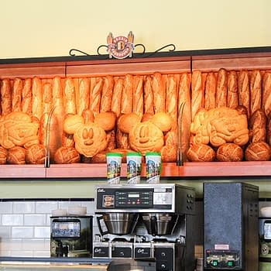 Lauren Loves Disney: Pacific Wharf Cafe In California Adventure