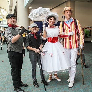 There Were Too Many People: Saturday And Sunday Cosplay/Hall Shots From SDCC 2017