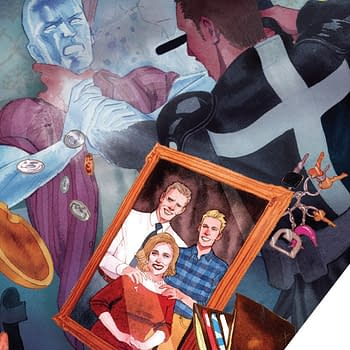 Iceman #3 Review: Now The Show Really Gets Started