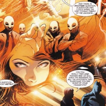 Do Today's DC Comics Predict A New Dark Crisis? Detective Comics #960, Dark Days: The Casting #1 And Titans #13 SPOILERS