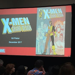 Ed Piskors X-Men: Grand Design Examines Every Decade Of X-History Coming In December